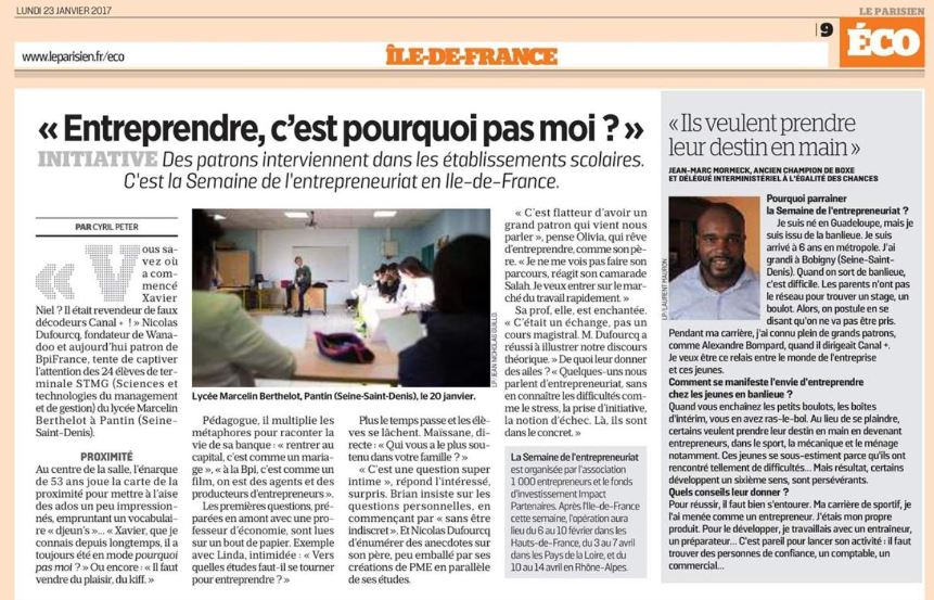 article-parisien