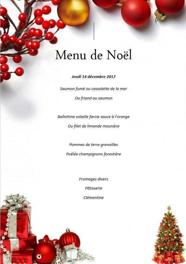 MenuNoel2017