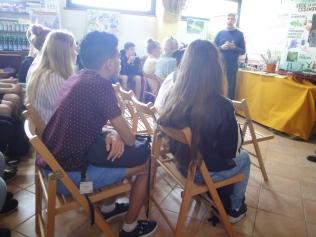 le jardin botanique: conférence